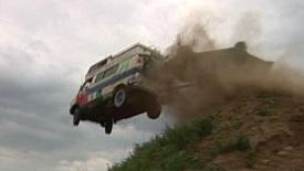 Car launching!
