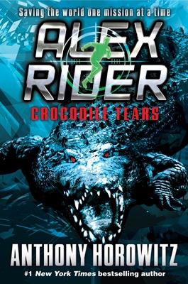 Alex Rider book giveaway: Crocodile Tears