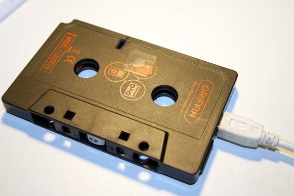 Digital Mixtape plays mp3s old school style