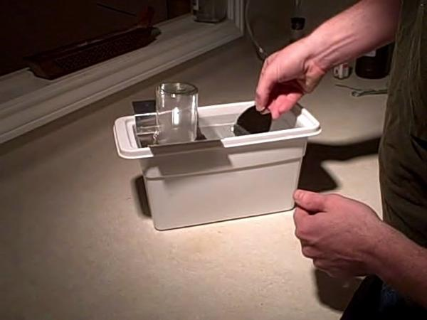 Make: Projects – Pneumatic trough, part II