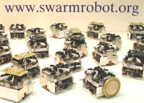 Open source swarmbots