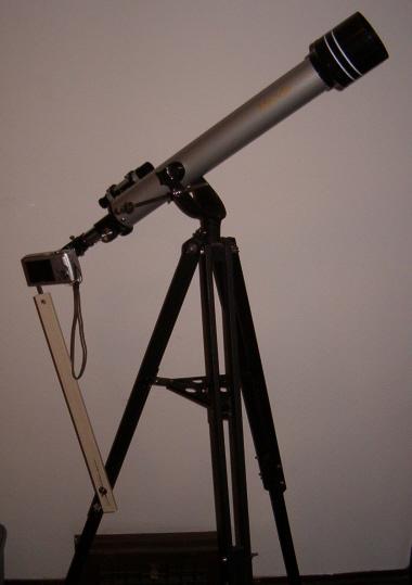 Telescope camera mod