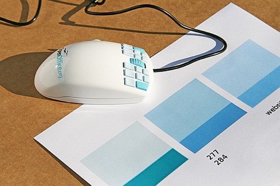 The patented 18 button OpenOffice mouse?