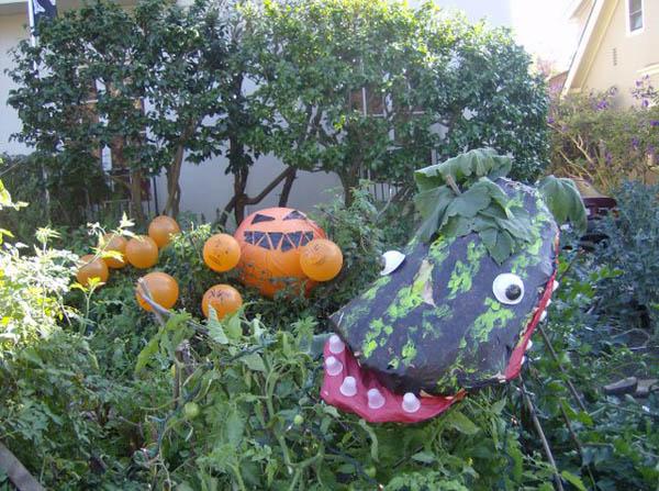 Halloween on Berkeley's Russell Street