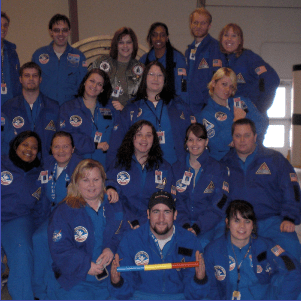 Be a counselor at Space Camp