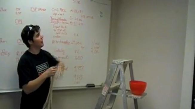 Intern's Corner: IdeaPaint — Whiteboard a Whole Wall