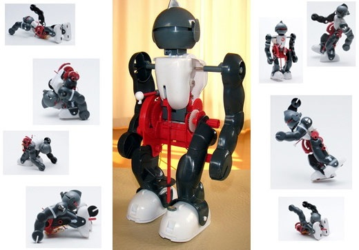 In the Maker Shed: Co-Robot kit