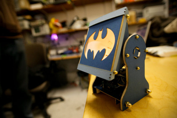 DIY batlamp