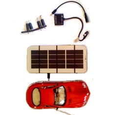 Solar charge battery powered toys…