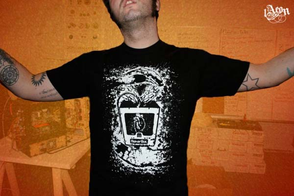 Lovely MakerBot T-shirts