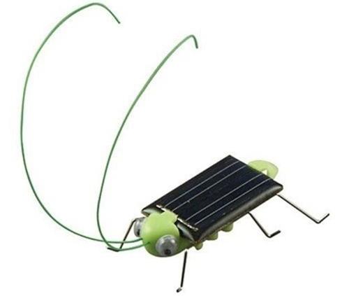 New in the Maker Shed: Solar Grasshopper Kit
