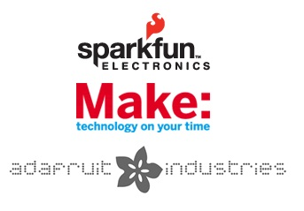 Ask an Engineer chat with SparkFun, Adafruit and MAKE tonight! 10PM ET