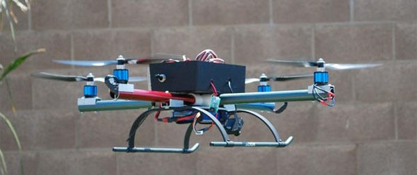How-To: Quadrocopter based on Arduino