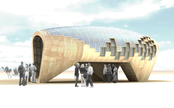FabLab House: MIT cribs?