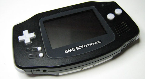 GameBoy Advance universal remote