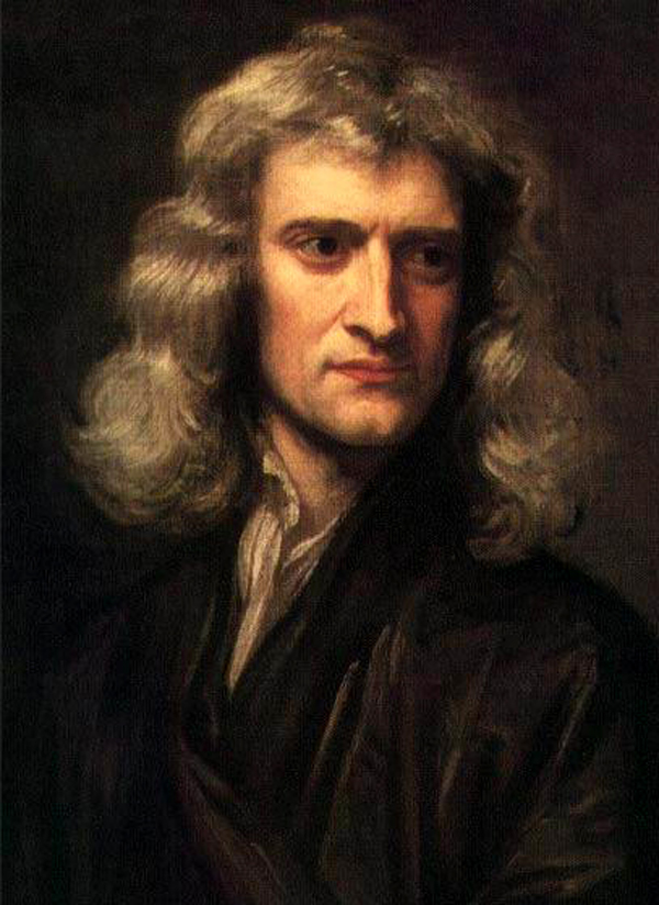 Maker Birthdays: Isaac Newton