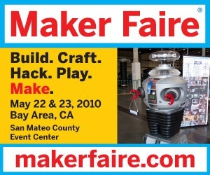 Maker Faire 2010: Call for Makers!