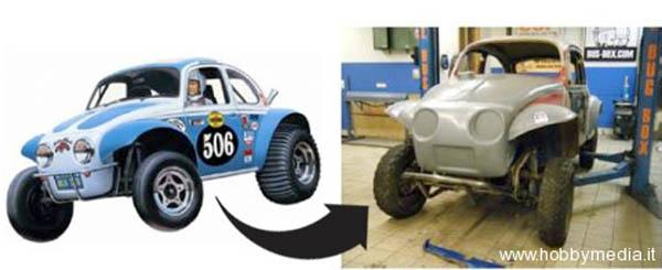 Alt.CES: Life-sized R/C VW Bug