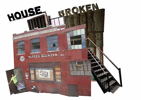 Housebroken at Flux Factory this Friday