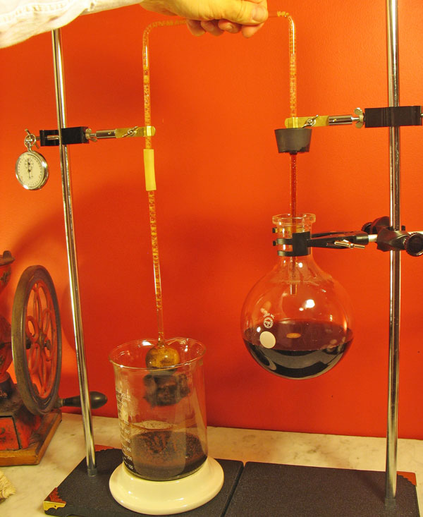 Flashback: The Florence Siphon Arabica Brewing & Extraction Apparatus
