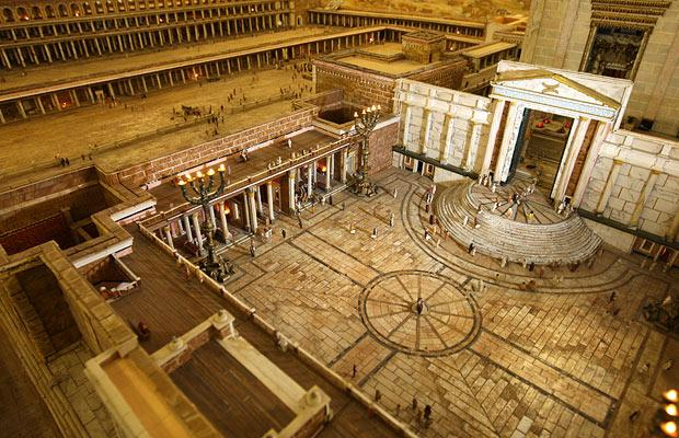 Model of Herod's Temple continues to grow after 30 years