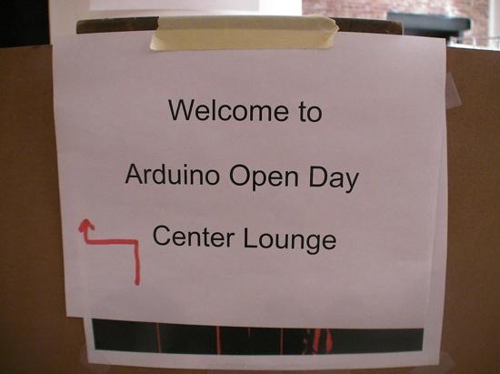 Arduino meet up (photos)