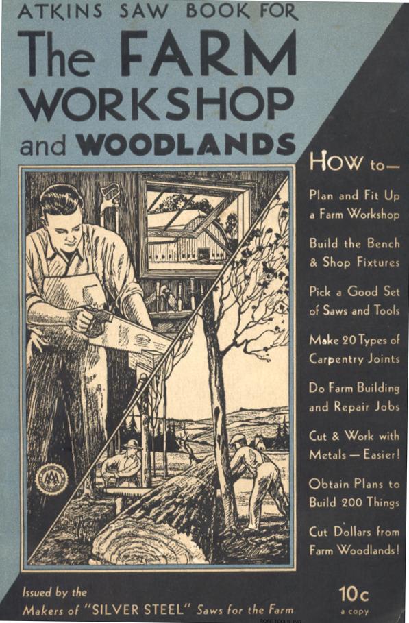 175 free woodworking ebooks | Make: