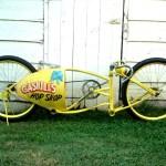 Souped Up Rat Rod Bikes Make