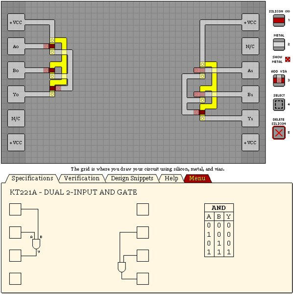 Kohctpyktop: a game for engineers