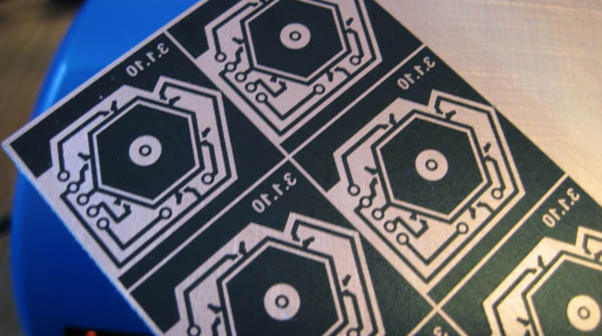 Led Lighting Pcb Board Etching Make How To Etch A Circuit Article Featured Image
