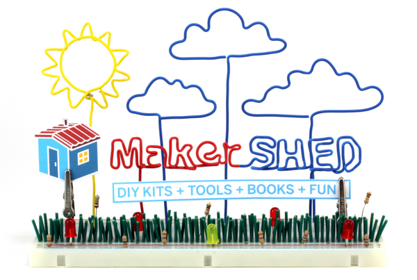 Spring-cleaning sale in the Maker Shed