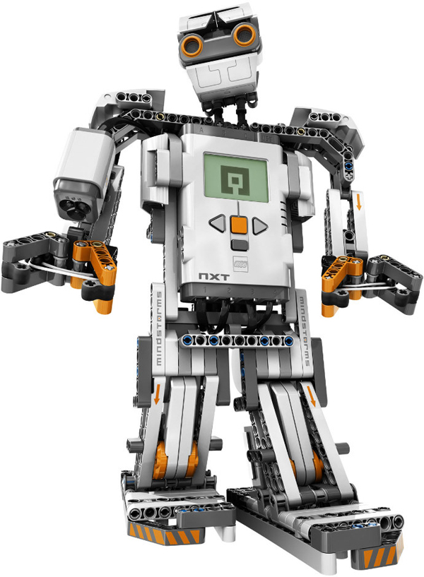 Lego Mindstorms NXT 2.0 giveaway