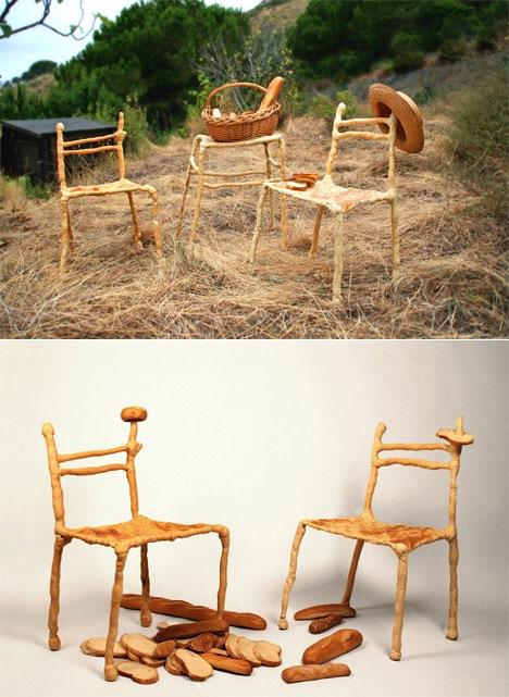 Bread chairs
