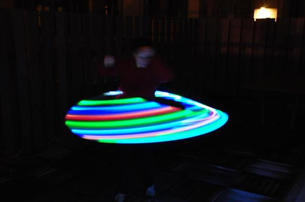 In the Makers Market: LED hula hoop kits