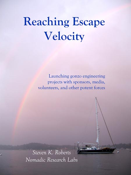 Maker Business: Advice on Reaching Escape Velocity