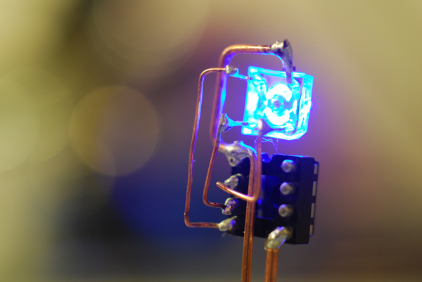 Three-component SmartLEDs