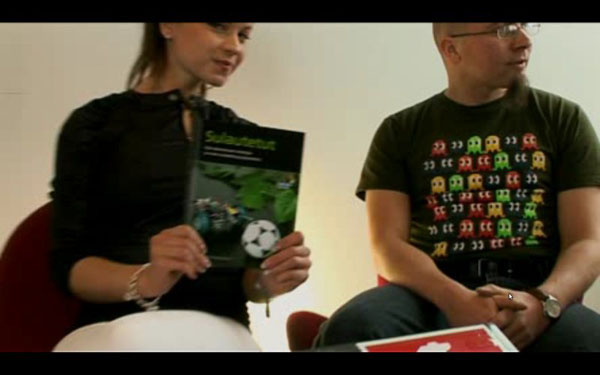 Finland's first book about Arduino on Finnish National TV