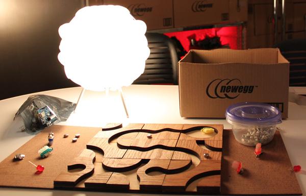 Making things at TEDActive 2010