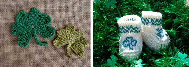Vickie Howell's St. Patrick's Day Knitting Projects