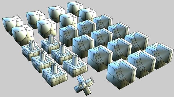 Printable Rubik's cube