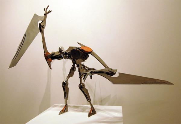 Wicked robosculptures