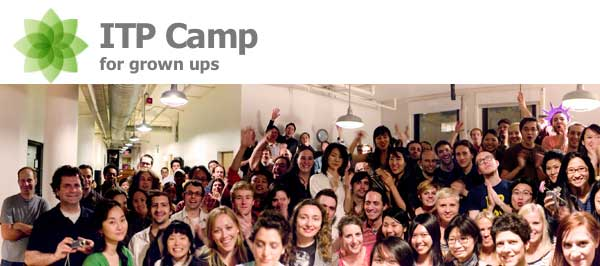 ITP summer camp in NYC this June