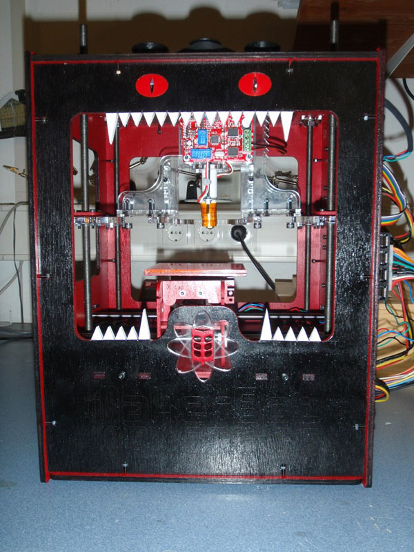 Have you customized your MakerBot chassis?