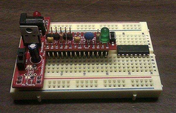 Make: Robot Build project blogs