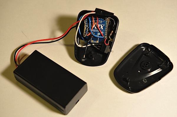 Flash triggers with xBee radios