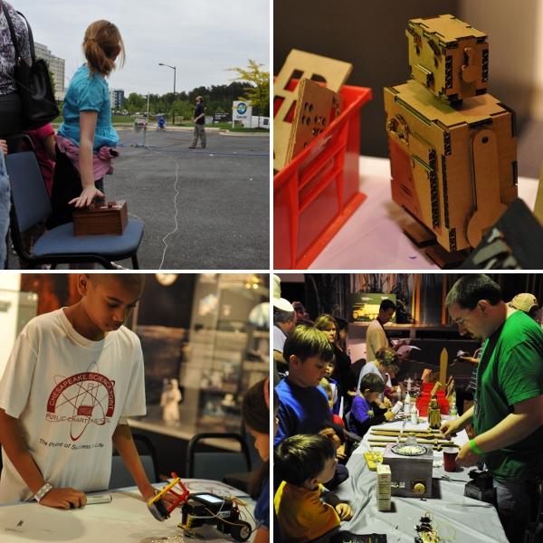 Mid-Atlantic Mini Maker Faire: Success!