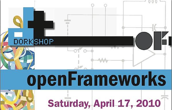 openFrameworks workshop tomorrow in NYC