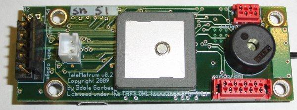 TeleMetrum, an open hardware telemetry system for rocketry