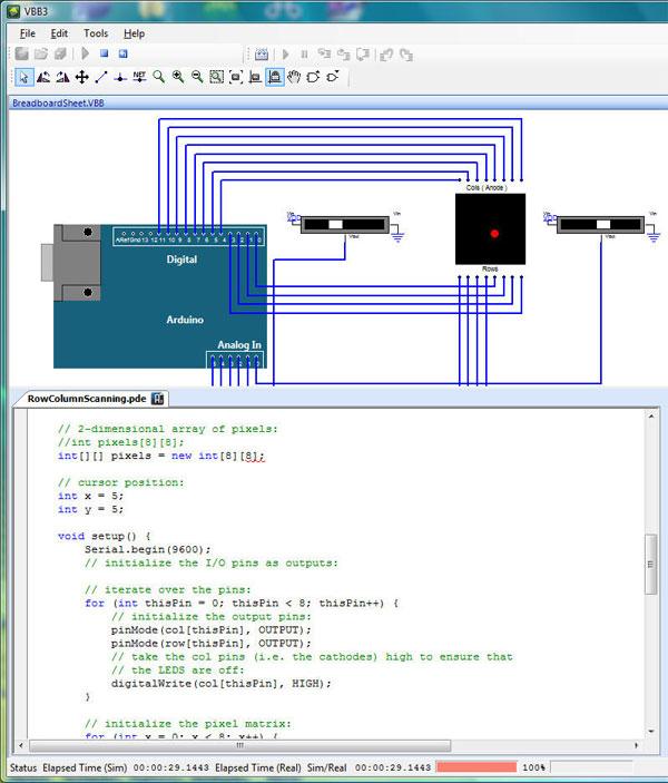 VirtualBreadboard: now with Arduino