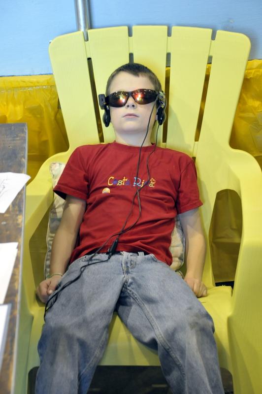Brain machines at Maker Faire
